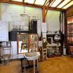 Curie Museum in Paris
