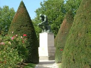 Der Denker Rodin Museum Paris