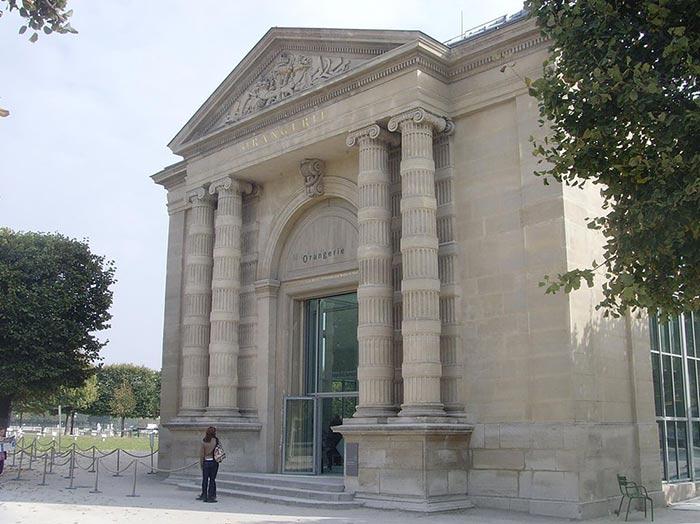 Musee Orangerie Paris