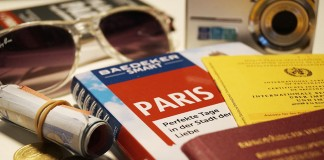Packliste Paris