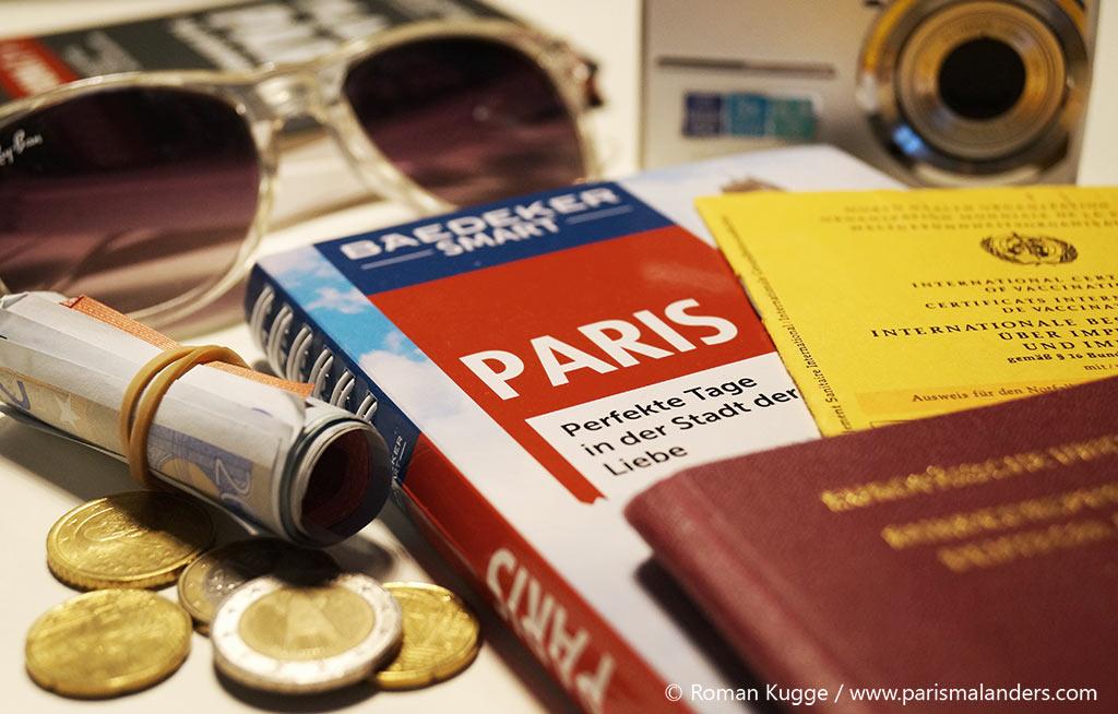 Packliste Paris