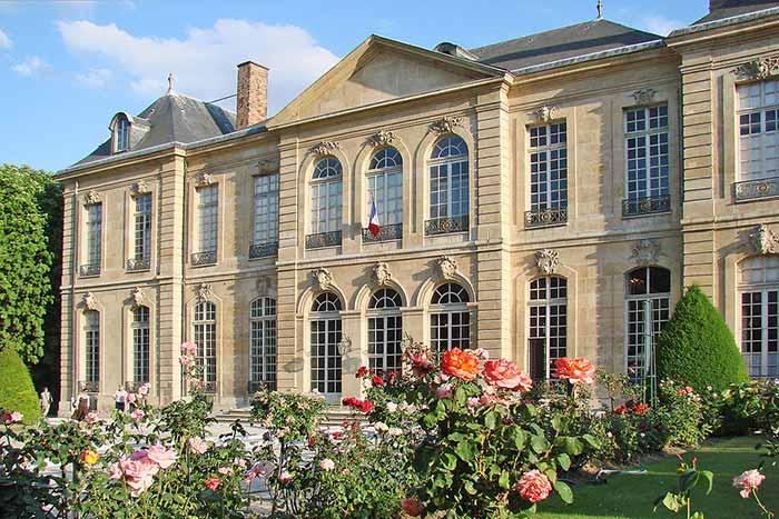 Rodin Museum Musee Paris