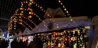Weihnachtsmarkt Champs Elysees Paris (15)