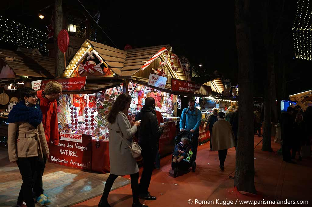 Weihnachtsmarkt Champs Elysees Paris (28)