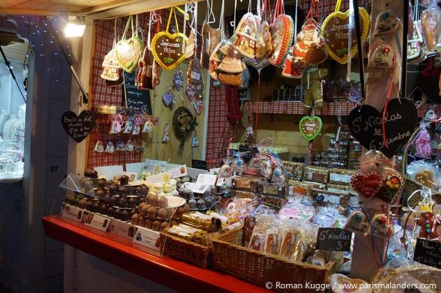 Weihnachtsmarkt Champs Elysees Paris (3)