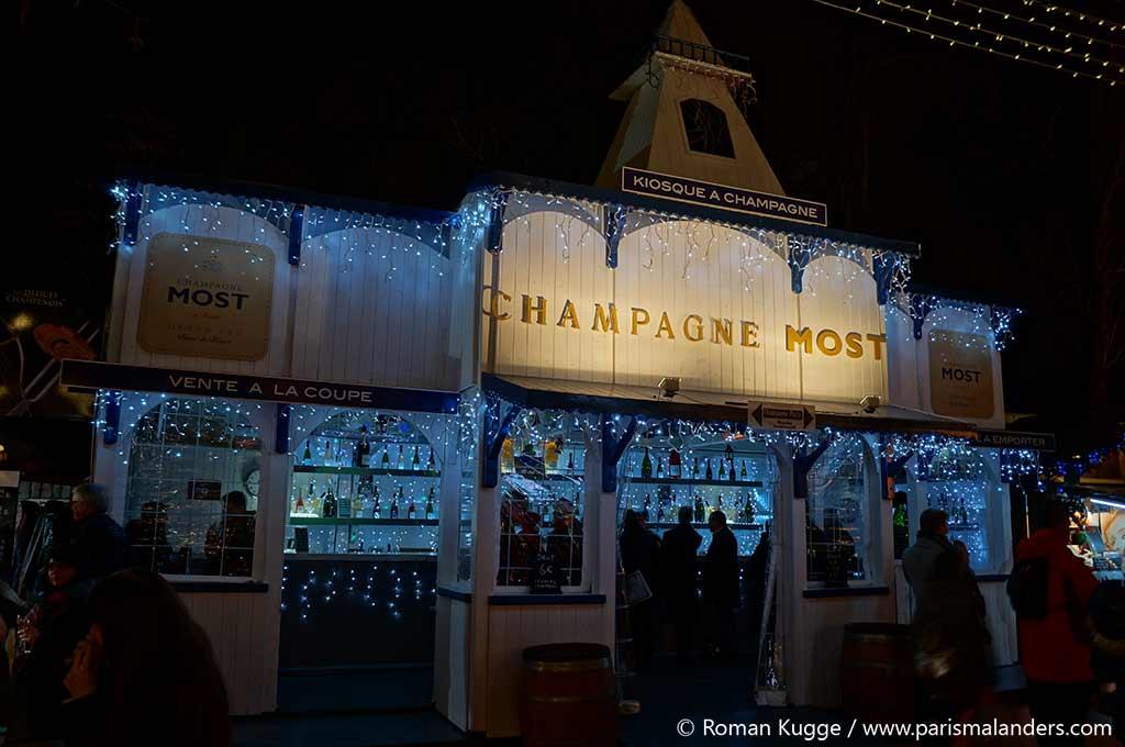 Weihnachtsmarkt Champs Elysees Paris (5)