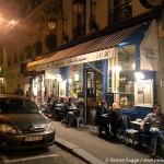 Creperie Rue Montparnasse Paris