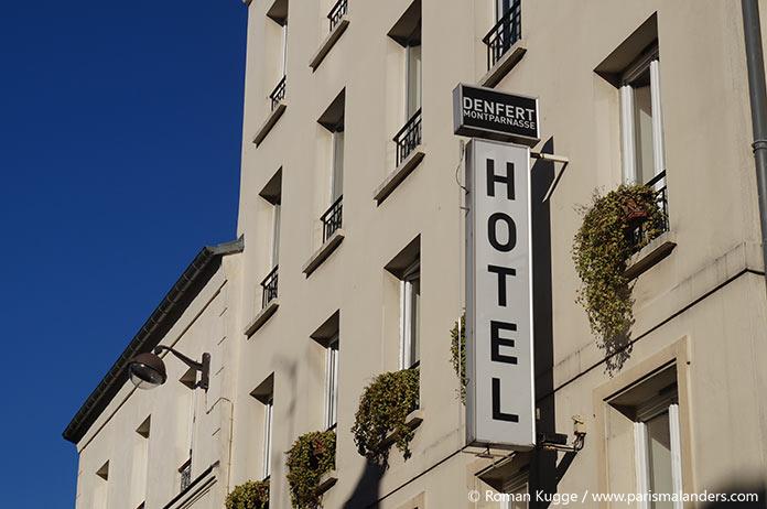 Hotel Geschenkidee Paris
