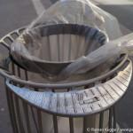 Muelleimer Paris Rauchen Zigarette