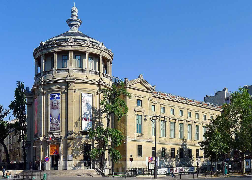 Guimet Museum in Paris