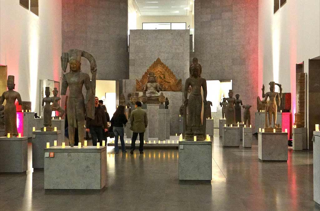 Musee Guimet Sammlung Exponate