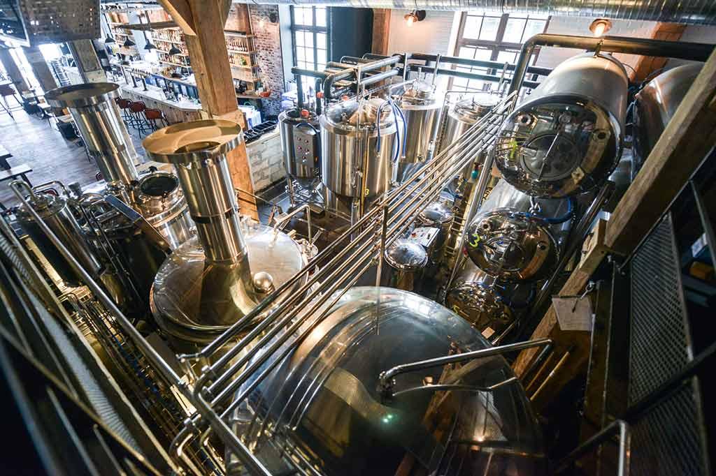 Paname Brewing Company Paris Bar