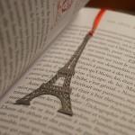 Paris Eiffelturm Lesezeichen (1)
