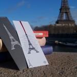 Paris Eiffelturm Lesezeichen (3)