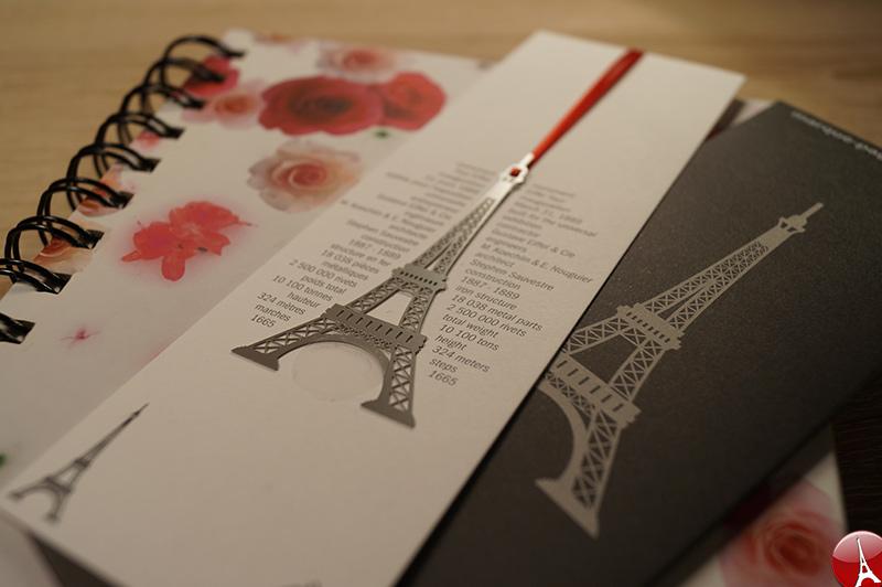Paris Eiffelturm Lesezeichen (7)
