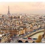 Paris-Leinwand