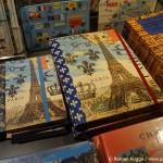 Paris Notizbuch