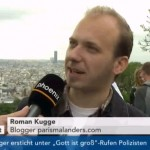 Parismalanders Roman Kugge Interview TV Phoenix