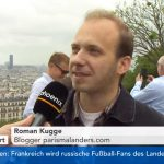 Roman Kugge Paris Mal Anders TV Interview Phoenix