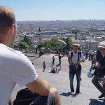 Roman Kugge Paris Mal Anders TV Interview WDR Die Story