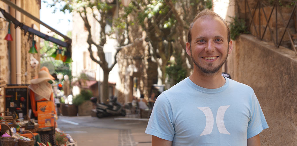 Parismalanders Roman Kugge Interview TV Phoenix