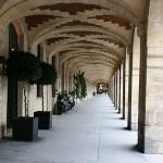Vogesenplatz Paris Place des Vosges Arkaden