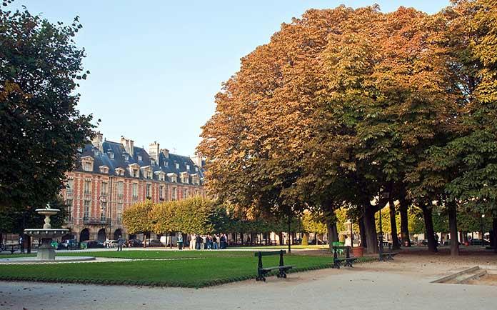 Vogesenplatz Paris