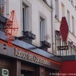 Zigaretten-Tabak-Geschaeft Paris Frankreich