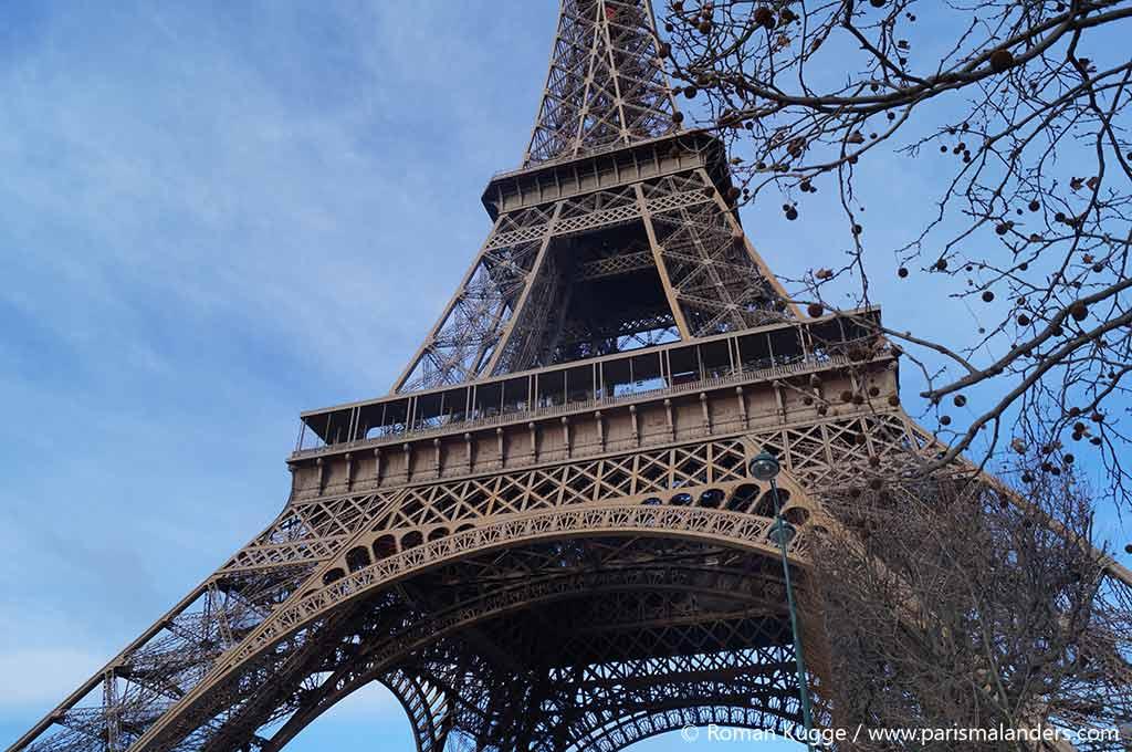 Eiffelturm Warteschlangen Wartezeiten