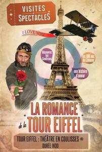 Fuehrung Eiffelturm Liebesgeschichte