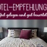 Hotel-Empfehlungen-Sidebar