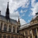Sainte Chapelle Paris Aussen