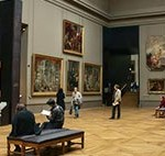 Fuehrung durch den Louvre