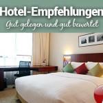 Hotel Empfehlungen Paris