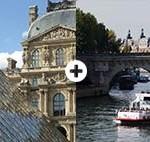Louvre und Bootsfahrt