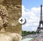 Louvre und Eiffelturm Kombiticket