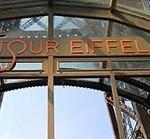 Restaurant Besuch Eiffelturm