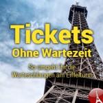 Eiffelturm ohne Wartezeiten Tickets