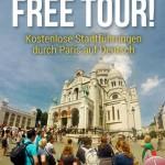 Kostenlose Stadtführung Paris Free Tour