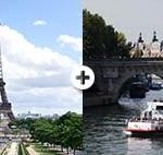 Tickets Eiffelturm Bootsfahrt