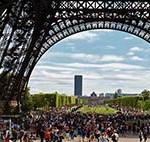 Tickets Eiffelturm Etage zwei