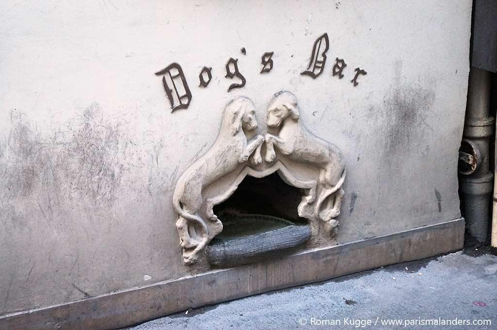 Hund Bar Paris