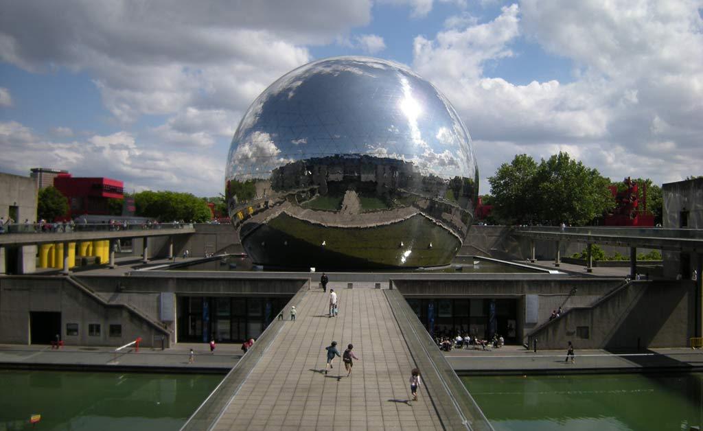 La Geode IMAX Kino Paris