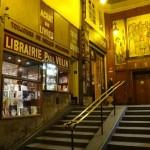 Passage Couvert Jouffroy Paris