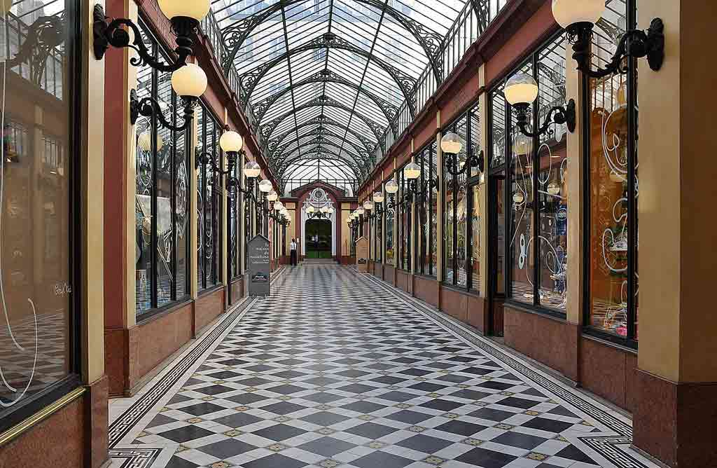 Passages Princes Paris