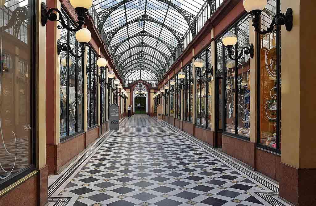 Passages Princes Paris