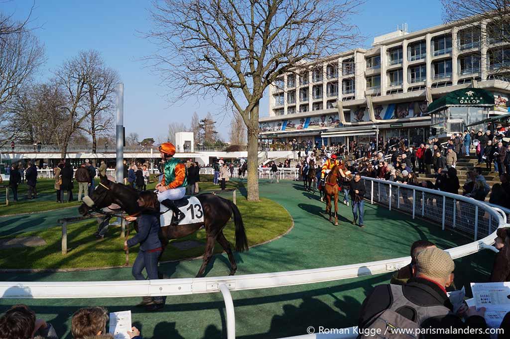 Pferderennen Paris Programm