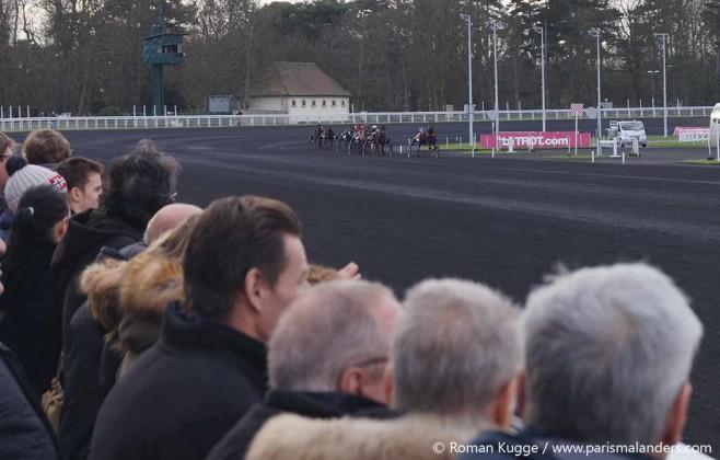 Pferderennen Vincennes