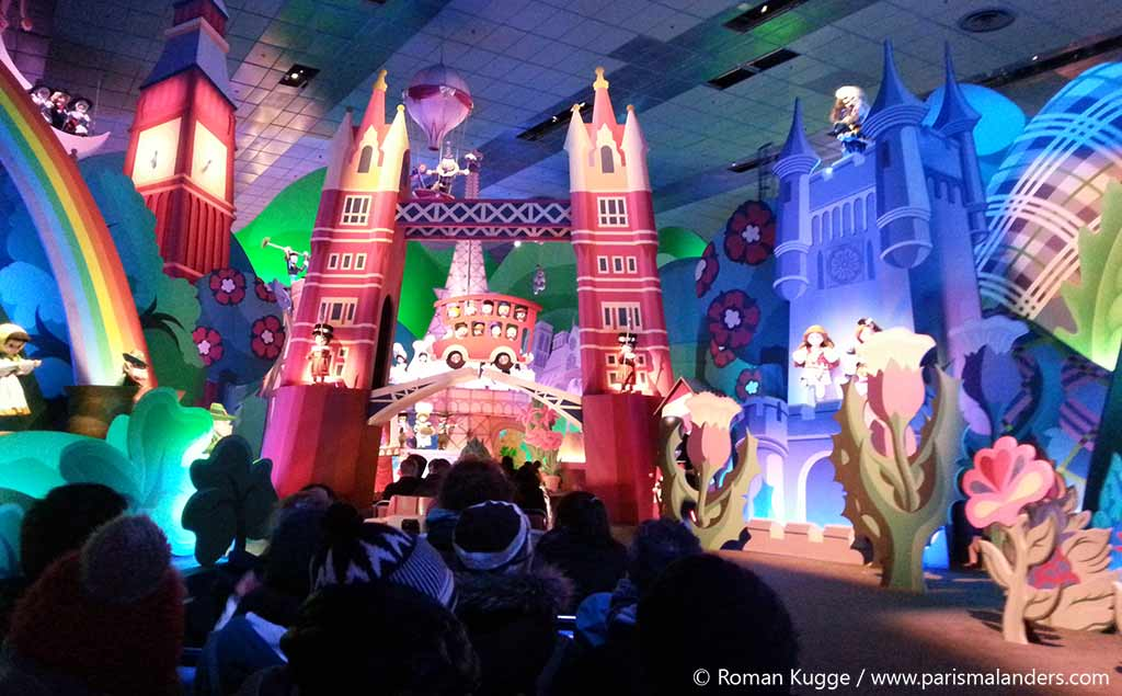 Disneyland Paris Geheimtipp It s a Small World