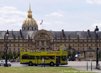 Hop On Hop Off Paris Bustouren Open Tour